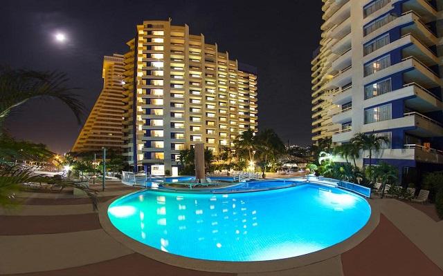 ¡Paquete a Acapulco Todo Incluido! Hotel Playa Suites Acapulco
