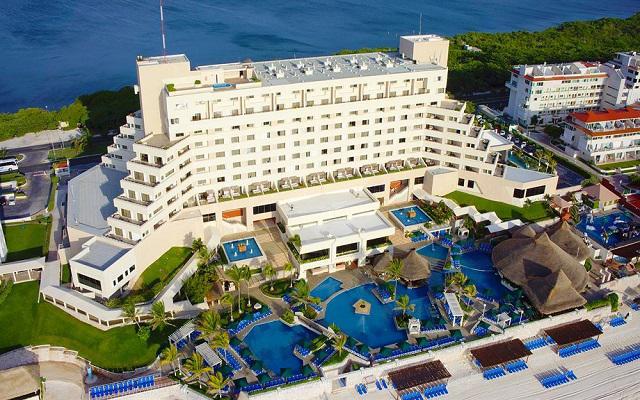 ¡Viaja a Cancun! Vuelo y Hotel Royal Solaris Cancun saliendo desde GDL