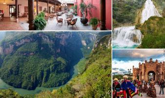 Tours por Chiapas + Hotel Misión Grand San Cristobal de las Casas