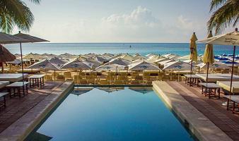 Vuelo y Hotel Tukan Hotel & Beach Club MTY-CUN-MTY