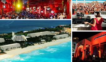 ¡Viaje de Graduación en Oasis Cancún Lite!