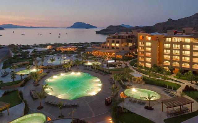 ¡Viaja a Baja California Sur! Villa Del Palmar en las Islas de Loreto
