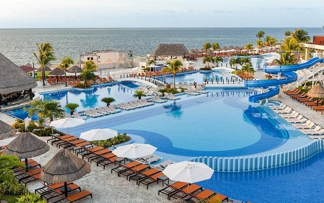 Vuelo y Hotel Moon Palace Cancun saliendo desde CDMX