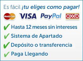 Reserva tu viaje y elige tu forma de pago