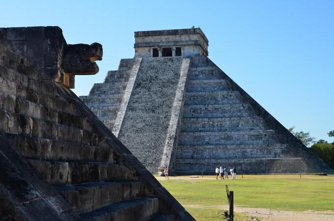 Pide información sobre el Tour VIP Chichén Itzá