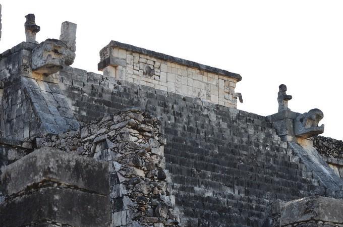 Tour a Chichén Itzá, asómbrate con la arquitectura maya