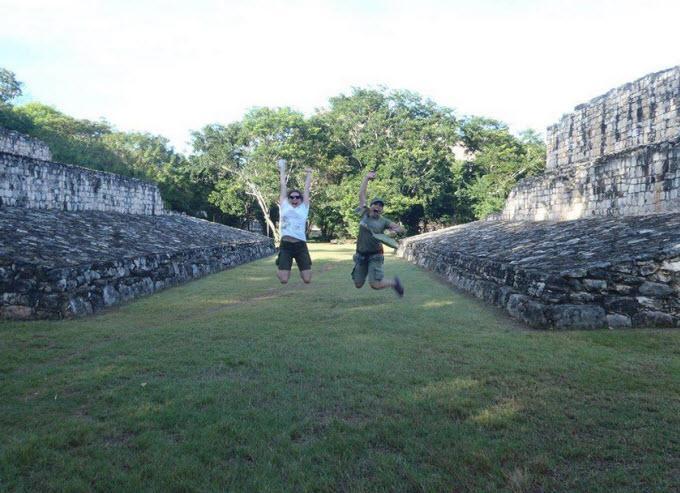 Además de poder acercarte a la cultura maya