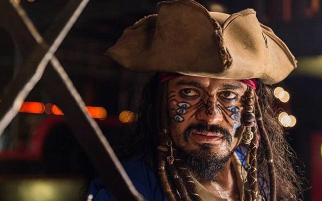Barco Pirata Cancún Capitán Hook, convive entre temibles piratas