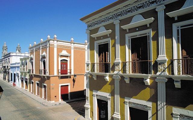 Campeche Centro Historico Tour, sus calles emblemáticas