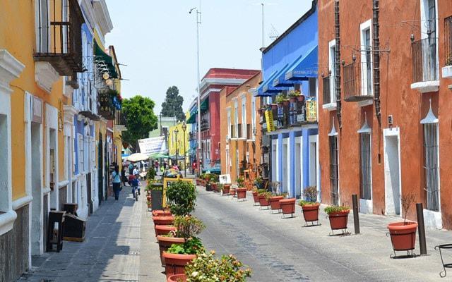 Campeche Centro Historico Tour, arquitectura colonial