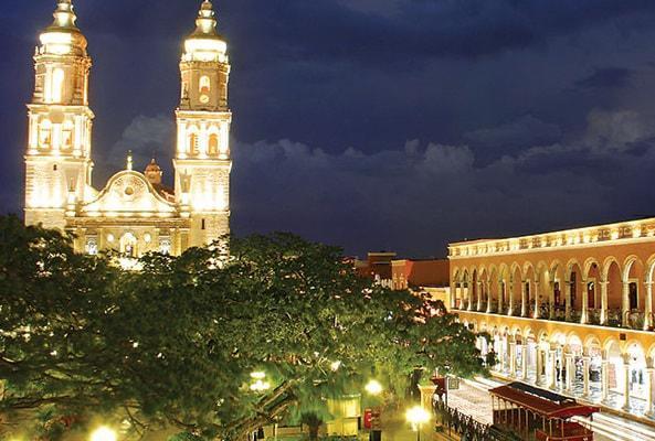 Tour Campeche Centro Histórico Tour recomendado