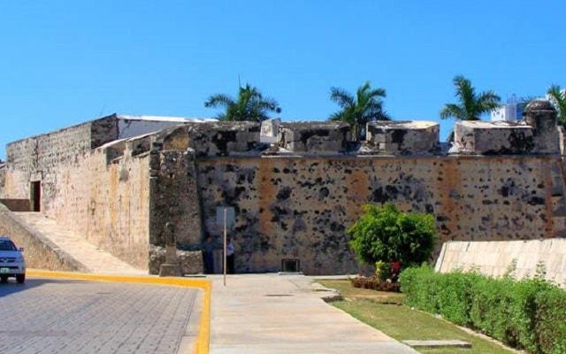 Campeche Centro Historico Tour, conocerás el museo del Fuerte de San Miguel
