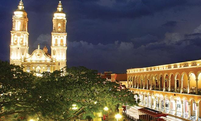 Campeche Centro Historico Tour