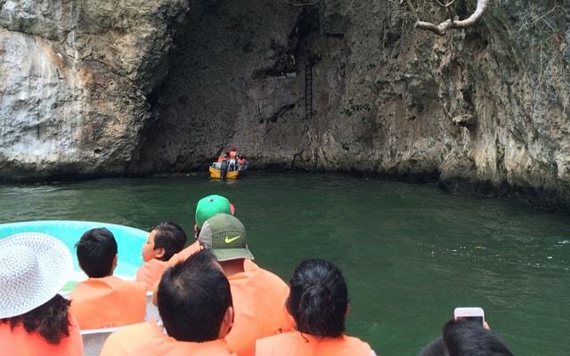 Cañón del Sumidero, Cueva de la Virgen