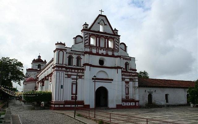 Cañón del Sumidero, conocerás la Iglesia Santo Domingo