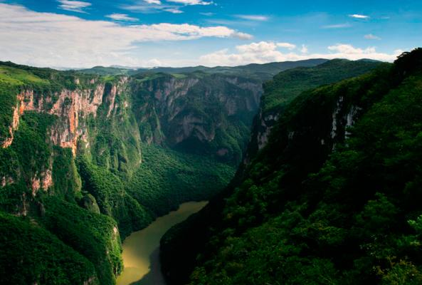 Tour Cañón del Sumidero recomendado
