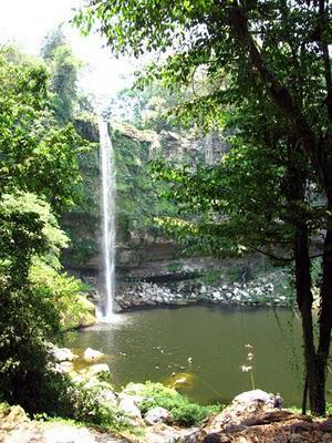 Cascadas de Misol-há