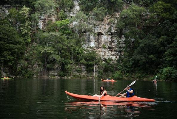 Tour Cenote Miguel Colorado Champotón recomendado