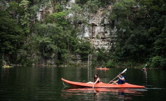 Cenote Miguel Colorado Champotón