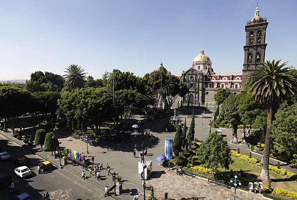 Centro Histórico de Puebla Tour en Puebla
