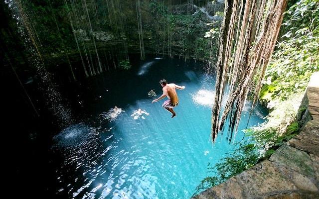Chichén Itzá Mérida, sumérgete en las aguas cristalinas del cenote