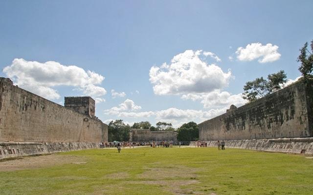 Chichen Itzá Mérida, juego de pelota