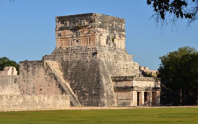 Chichén Itzá Mérida, la Zona Arqueológica es visitada por miles de visitantes de todo el mundo