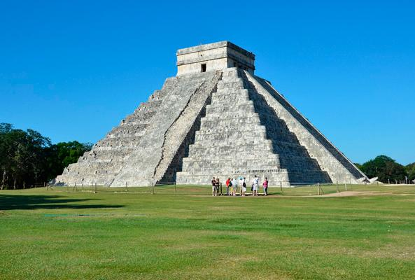 Tour a Chichén Itzá en Cancún