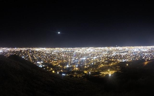 Chihuahua de Noche, tendrás extraordinarias vistas