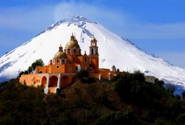Cholula Pueblo Mágico y su Gastronomía en Puebla