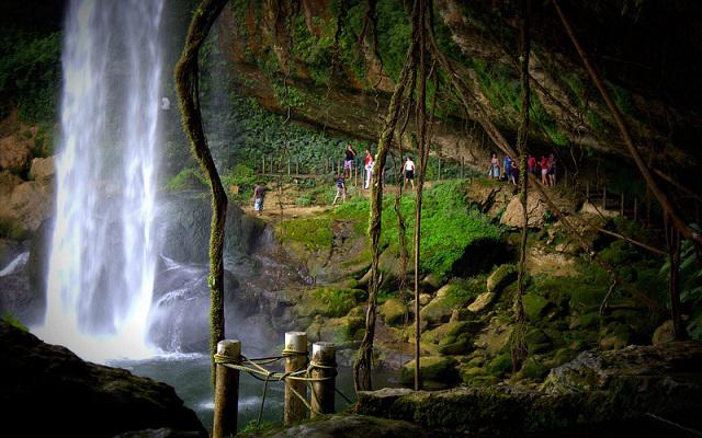 Cascada de Misol-Há
