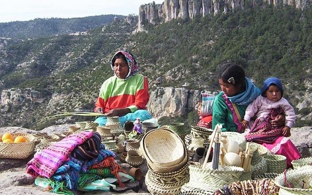 Circuito Cultural por Barrancas del Cobre, Chihuahua y El Fuerte 4 días 2x1, si puedes llévate un recuerdo tarahumara
