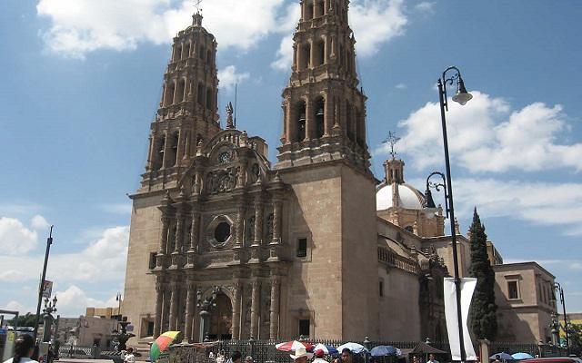 Circuito Cultural por Barrancas del Cobre y Chihuahua 4 días 2x1, Catedral de la Asunción