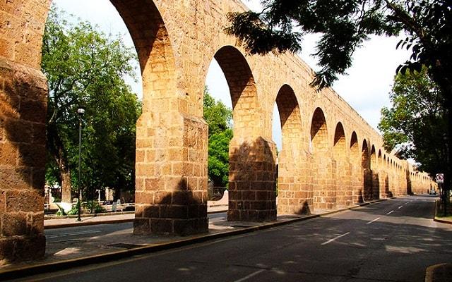 Circuito Cultural por Guadalajara, Guanajuato, Morelia y Zacatecas 7 Días, Acueducto de Morelia