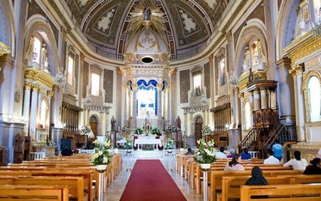Circuito Cultural por Guadalajara, Guanajuato, Morelia y Zacatecas 7 Días, Basílica de Nuestra Señora de la Salud