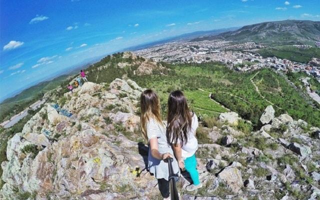 Circuito Cultural por Guadalajara, Guanajuato, Morelia y Zacatecas 7 Días, vista panorámica del Cerro del Bufa