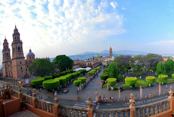 Circuito Cultural por Guadalajara, Guanajuato, Morelia y Zacatecas 7 Dias en Ciudad de México