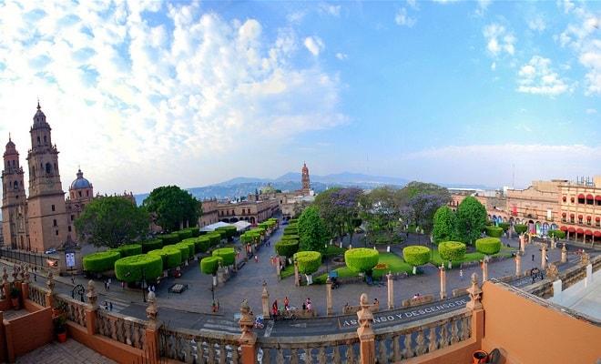 Circuito Cultural por Guadalajara, Guanajuato, Morelia y Zacatecas 7 Días