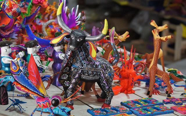 Circuito Cultural por Oaxaca y Guelaguetza 5 días, visita comunidades de artesanos