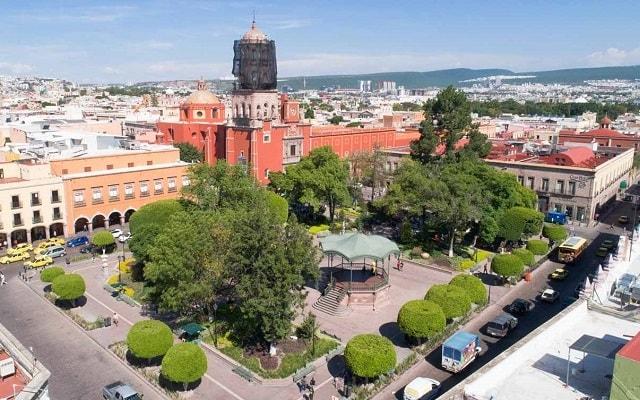 Circuito Cultural Ruta de la Independencia Guanajuato por 3 Días, Centro Histórico de Querétaro declarado Patrimonio de la Humanidad por la Unesco