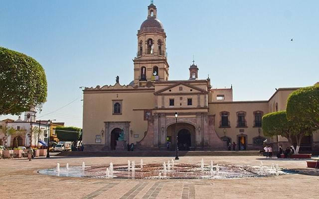 Circuito Cultural Ruta de la Independencia Guanajuato por 3 Días, exconvento de la cruz, considerado con gran contenido religioso