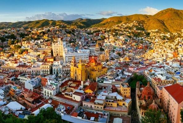 Circuito Cultural Ruta de la Independencia Guanajuato por 3 Dias en Ciudad de México