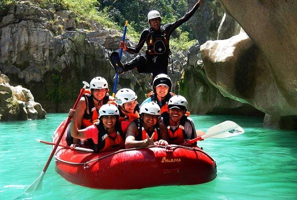 Circuito de Aventura Huasteca a Xilitla, Rafting en Río Tampaón y Salto en Cascadas por 3 Días en San Luis Potosi