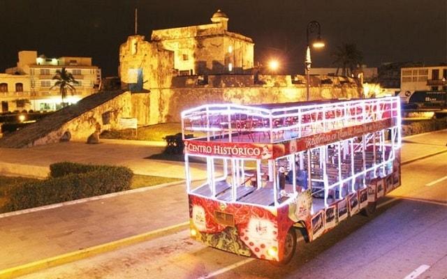 Circuito de Aventura por Veracruz 3 días, será muy divertido y lleno de cultura en el Tranvía