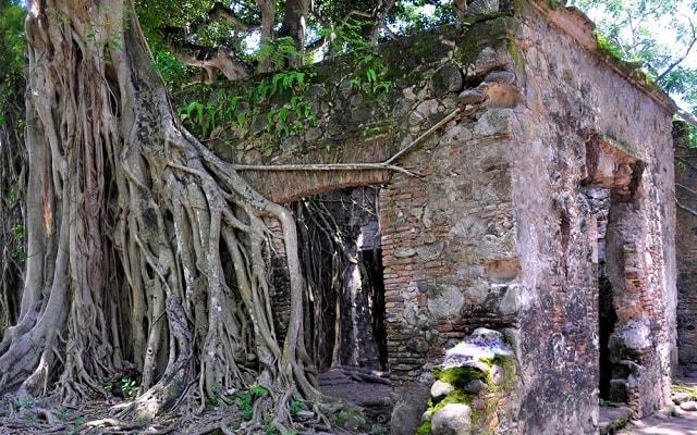Circuito Ecoturístico por Actopan Veracruz 3 días, arquitectura medieval de Antigua