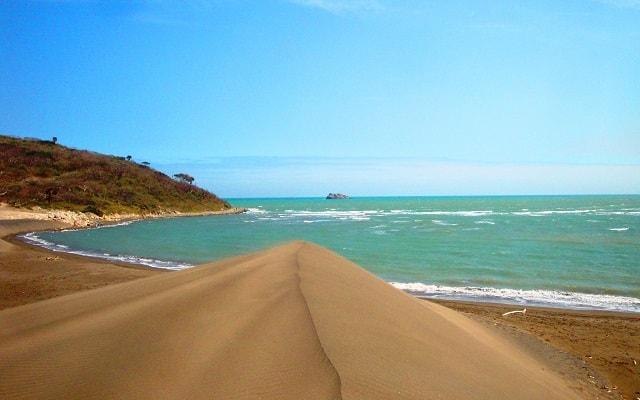 Circuito Ecoturístico por Actopan Veracruz 3 días, Dunas es un área natural protegida