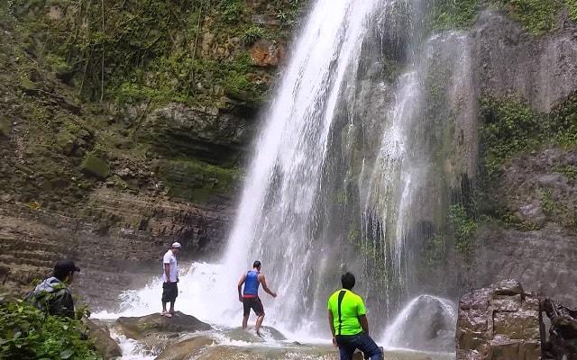 Circuito Huasteca Potosina Cinco Días, observa la caída de la Cascada Comales