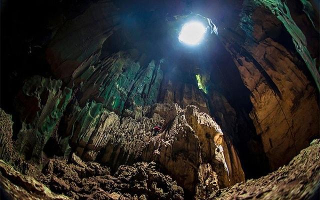 Circuito Huasteca Potosina Cuatro Días, conoce el sótano de las Golondrinas
