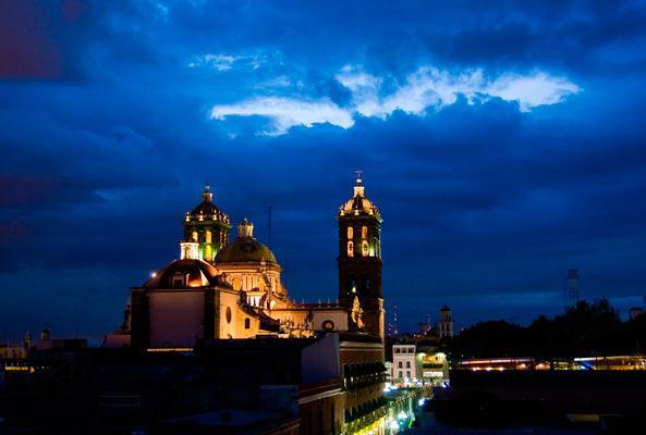 Tour por la Ciudad de Puebla en Puebla