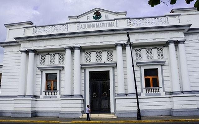City Tour por Veracruz y San Juan de Ulúa, visita la Aduana Marítima